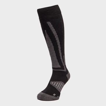 Grey|Grey Alpine Men's Ski Socks