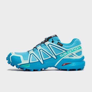 sports shoes e59f7 19022 Salomon Women s Speedcross 4 GTX Trail Running Shoes ...