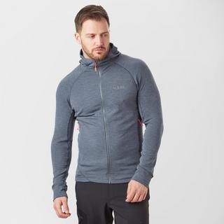 Men's Nexus Hooded Fleece Jacket