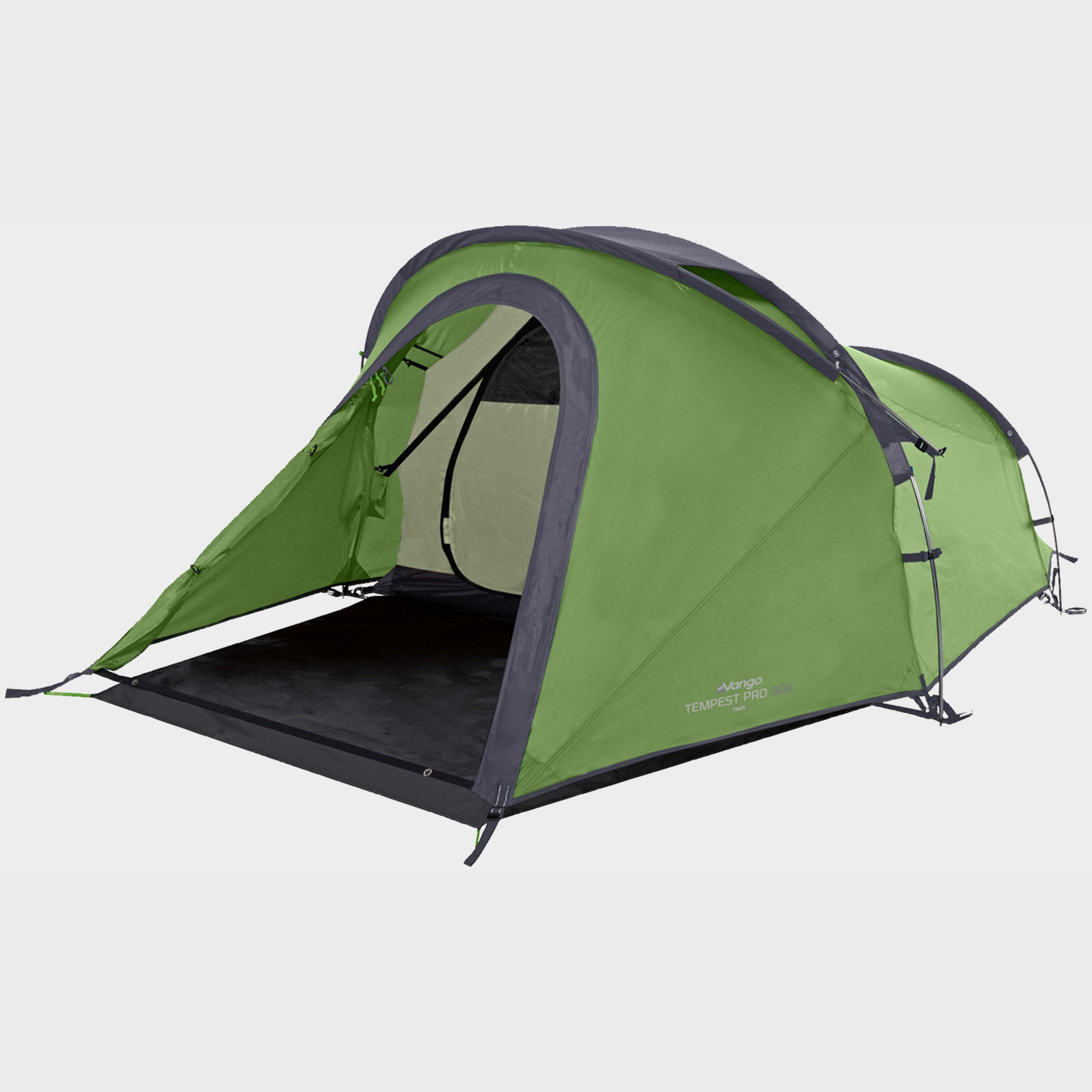 Green VANGO Tempest 300 Pro Backpacking Tent ... & Backpacking Tent | Easy Carry Tents | Millets