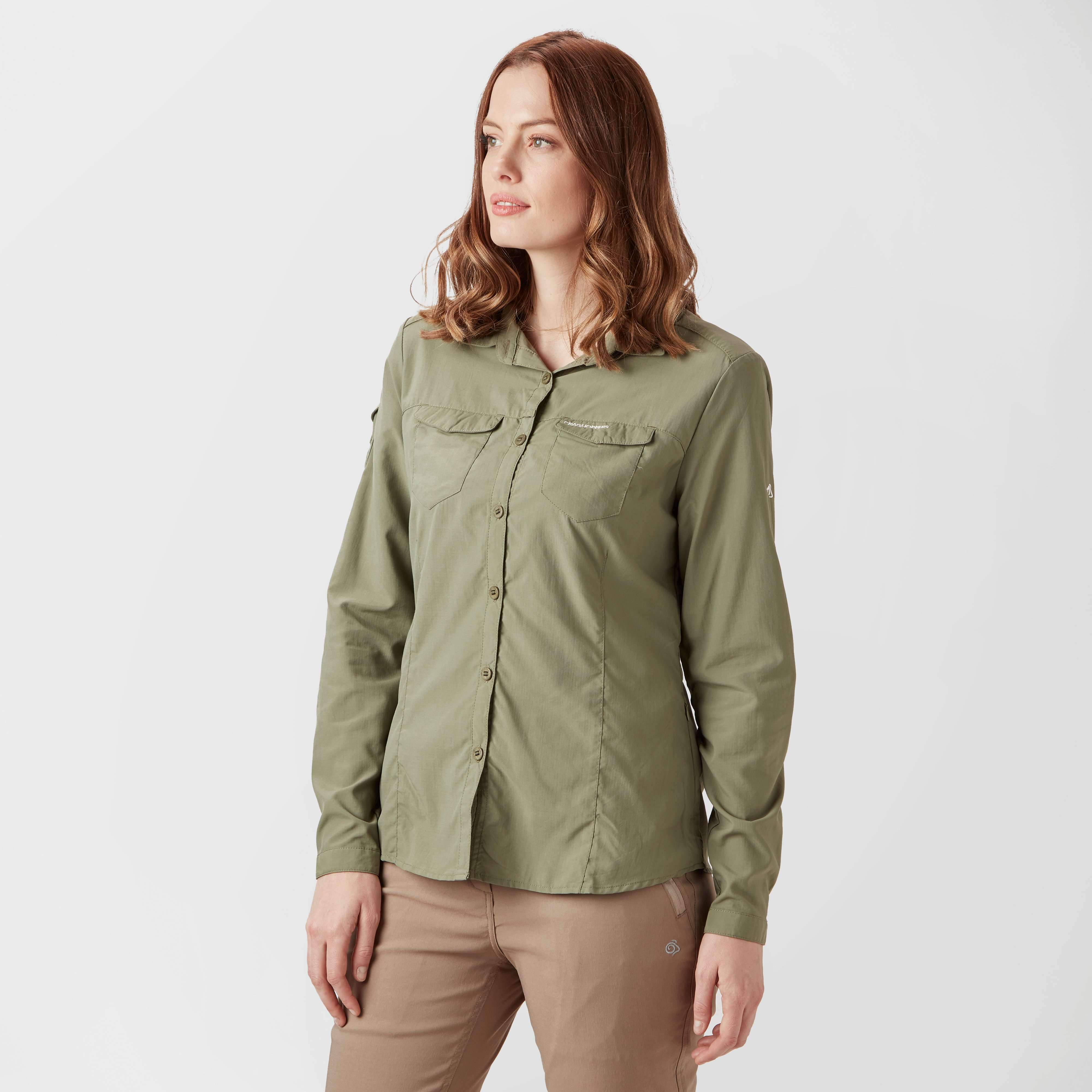 CRAGHOPPERS Women's Nosilife Adventure Shirt