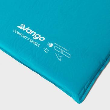 BLUE VANGO Comfort 5 Single Sleeping Mat