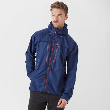 Blue Paramo Men's Bentu Windproof Jacket