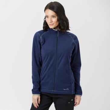 Navy Peter Storm Women's Grasmere Fleece