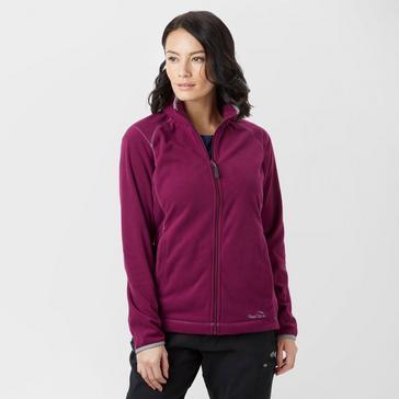 Pink Peter Storm Women's Grasmere Fleece