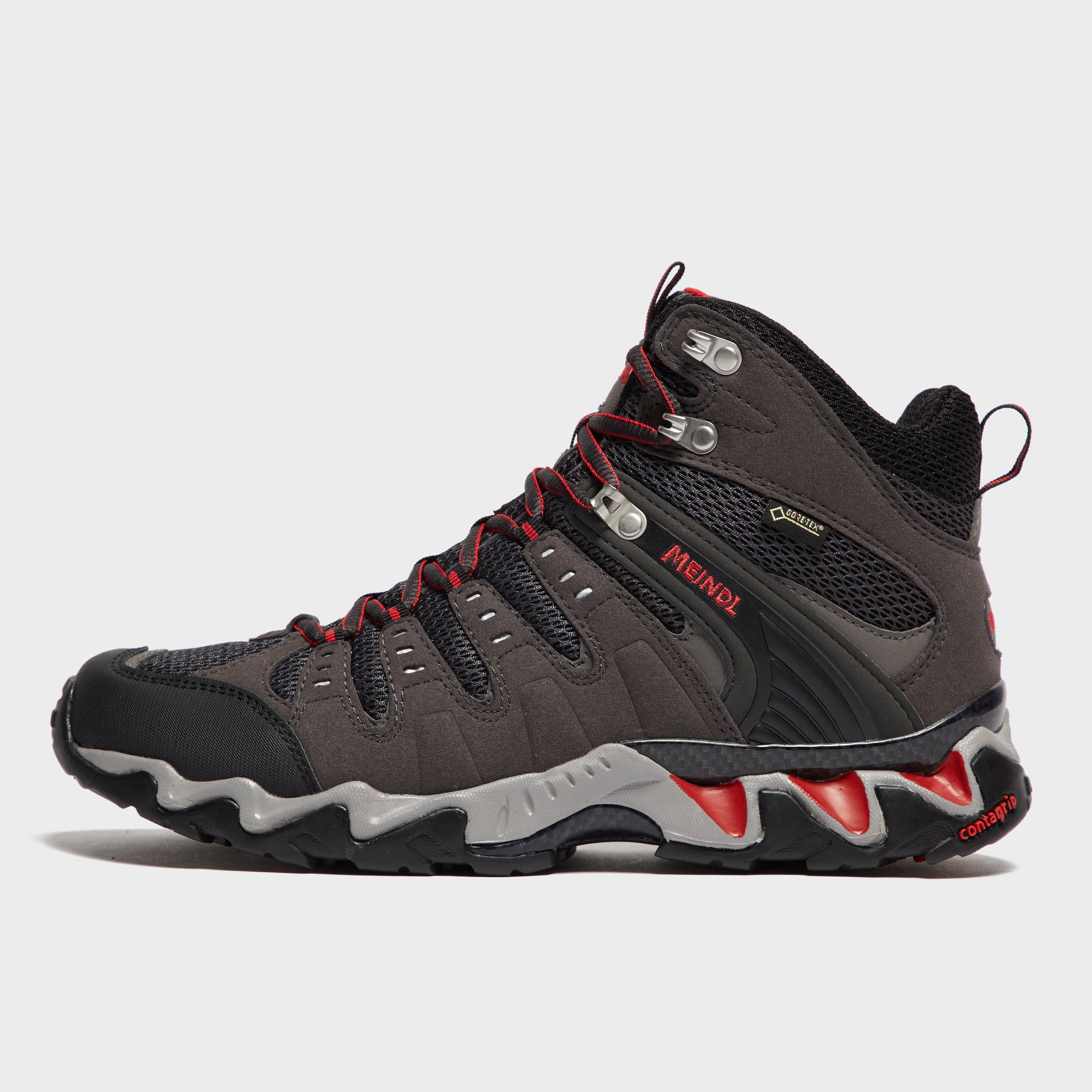 Meindl Meindl Mens Respond GORE-TEX Mid Boots - Black, Black