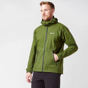 8fd0d2b92 Green BERGHAUS Men's Stormcloud Waterproof Jacket ...