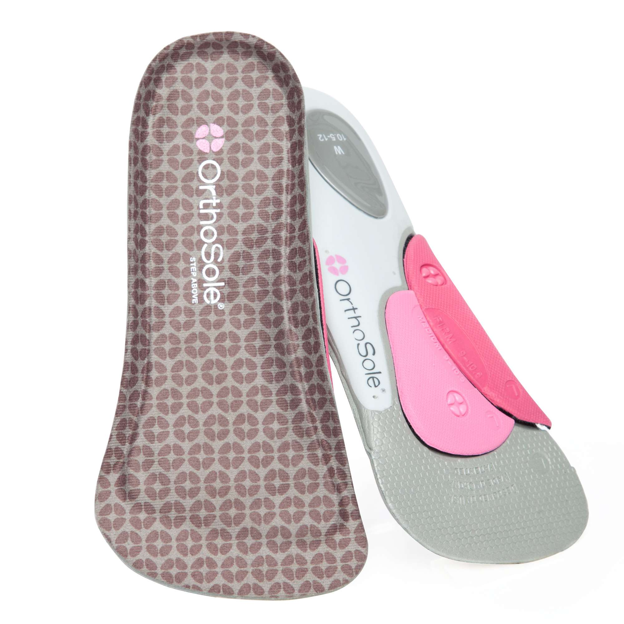 ORTHOSOLE Women's 3/4 Max Cushion Insoles