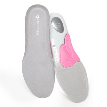 Pink Orthosole Women's Max Cushion Insoles