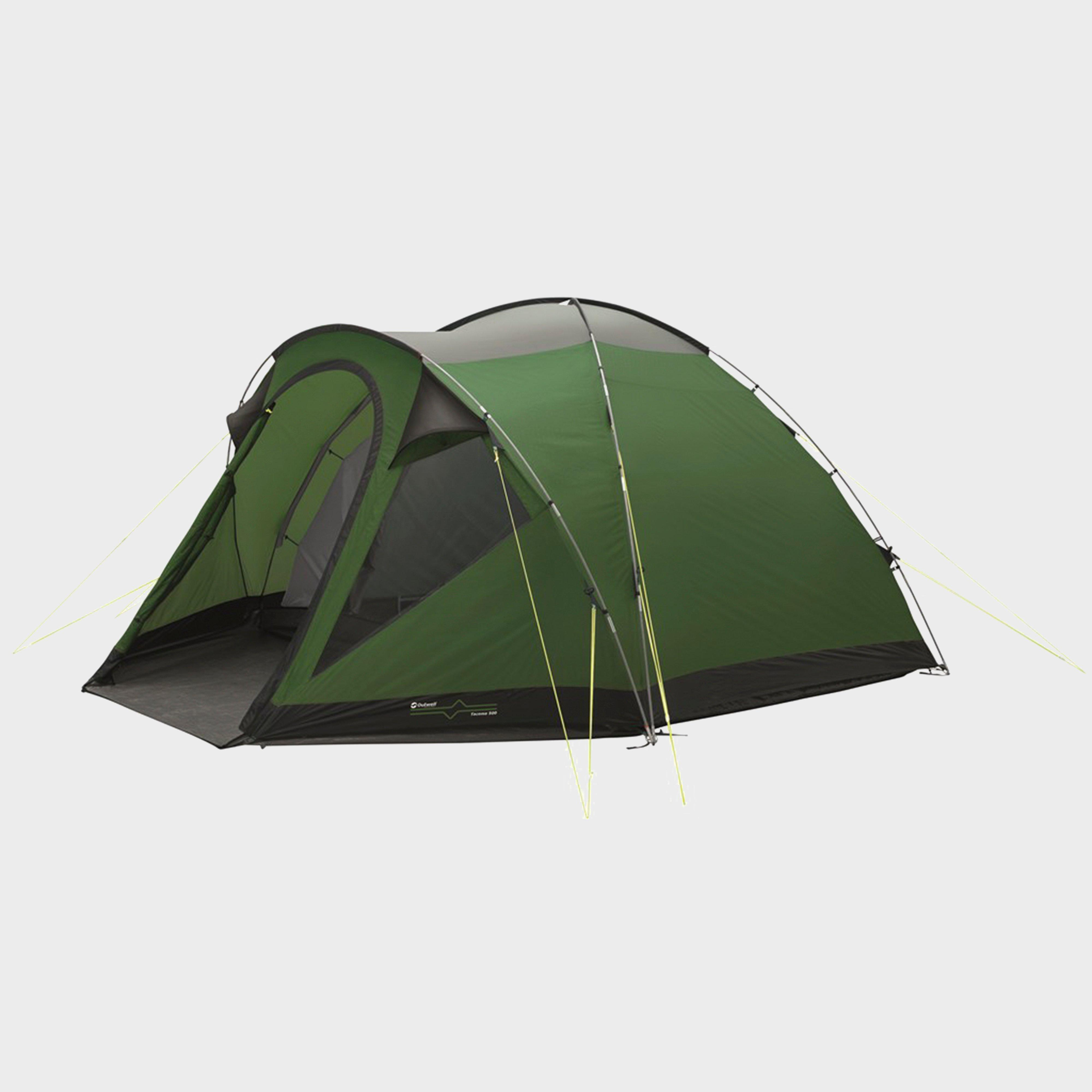 OUTWELL Tacoma 500 5 Person Tent & Outwell Tacoma 500 5 Person Tent