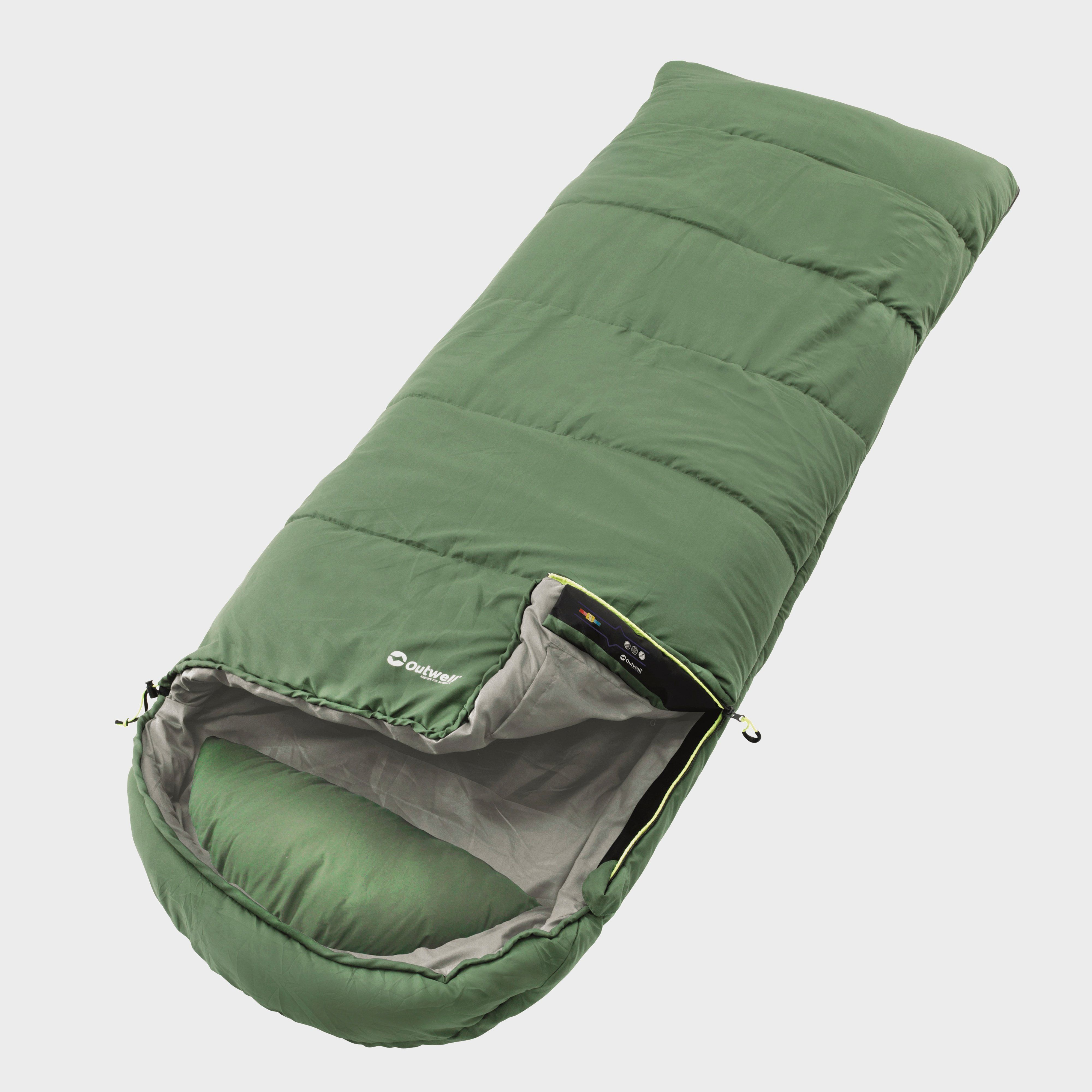 OUTWELL Coram Lux Single Sleeping Bag