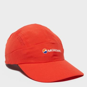 Red Montane Coda Cap