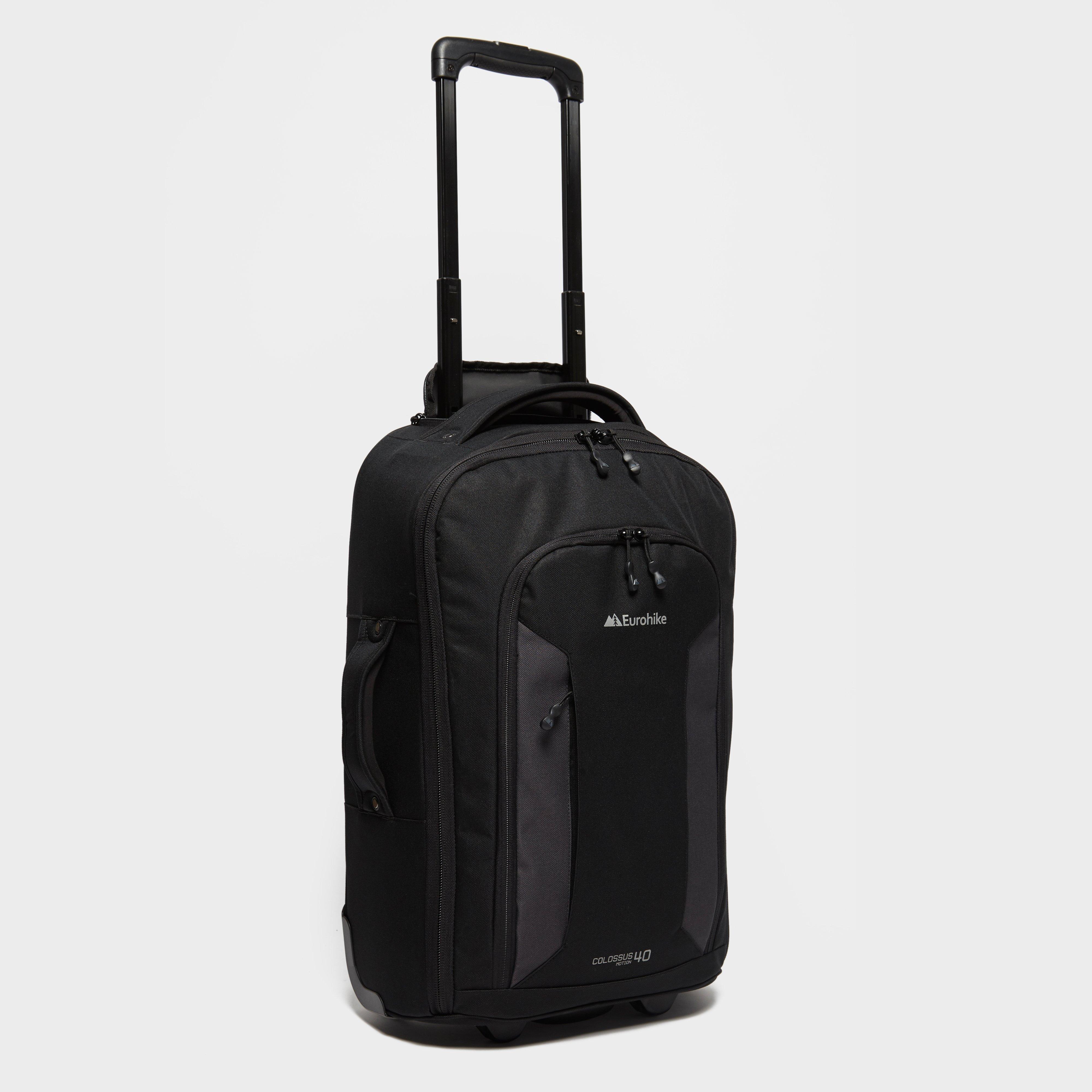 Eurohike Eurohike Colossus Motion 40 Travel Pack - Black, Black