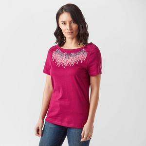 CRAGHOPPERS Women's Eastport Short Sleeved T-Shirt