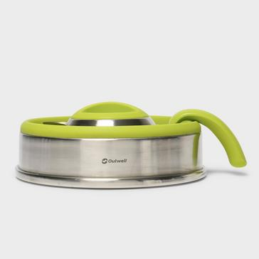 Lime Outwell Collaps Kettle 2.5 Litre
