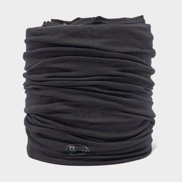 black BUFF Wool, Black