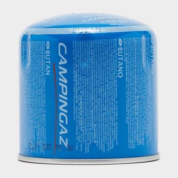 Blue Campingaz C206 Gas Cartridge