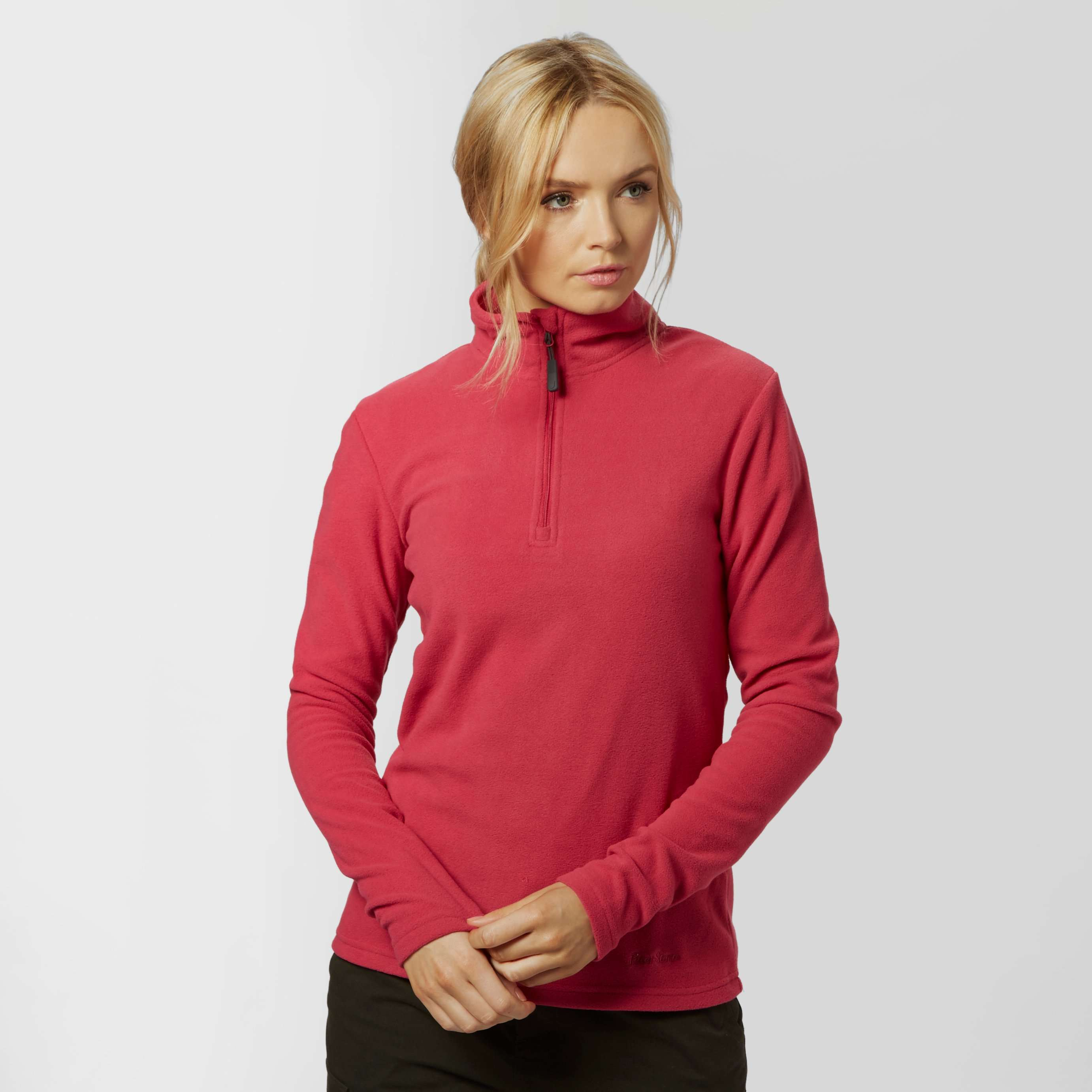 PETER STORM Women's Grasmere Half Zip Fleece