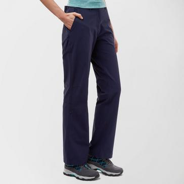 3b6f2e82a8781 Navy PETER STORM Women's Stretch Roll-Up Trousers