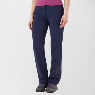 Women's Stretch Roll Up Walking Trousers