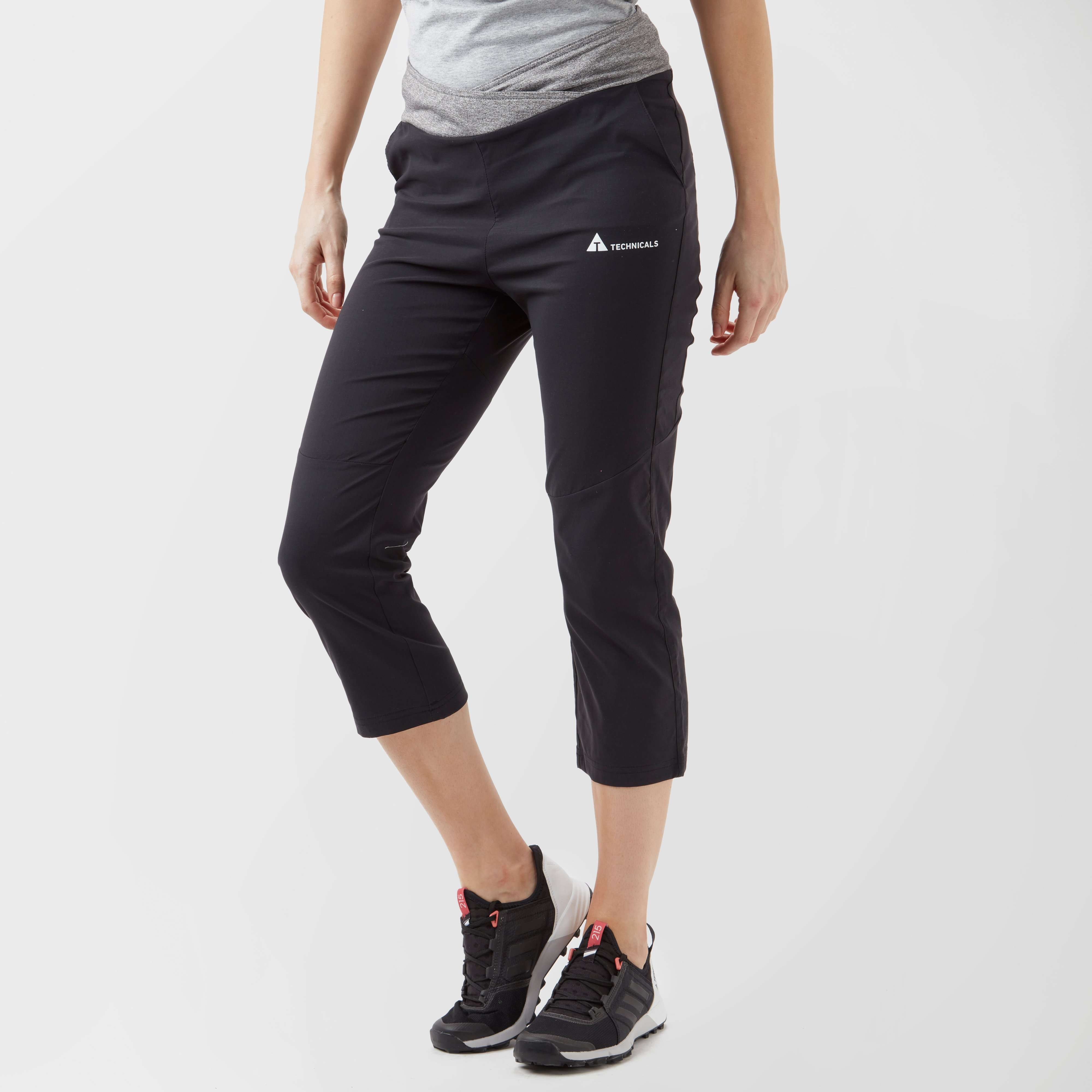 TECHNICALS Women's Vitality Cropped Walking Pants