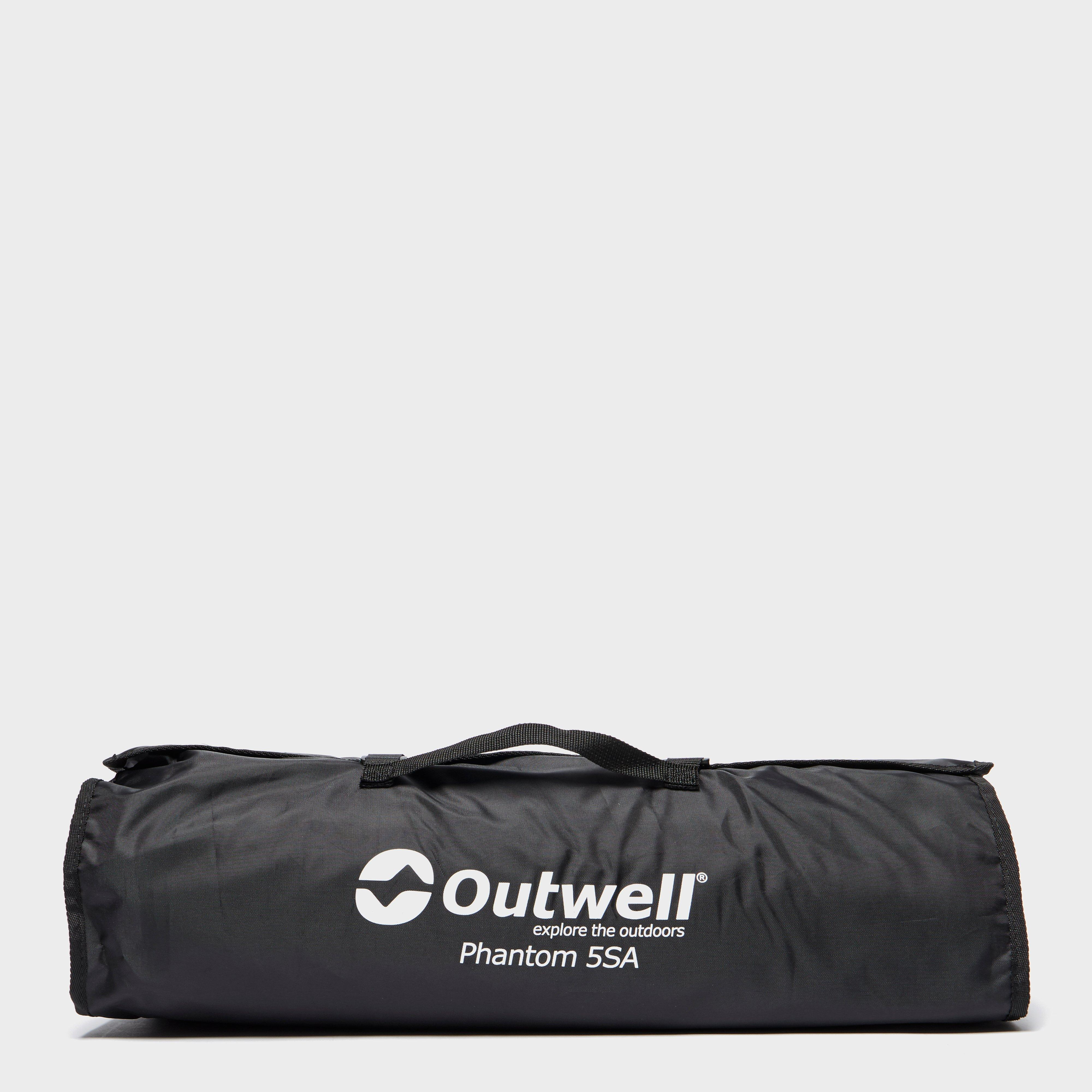 Outwell Phantom 5SA Fleece Carpet - Grey, Grey