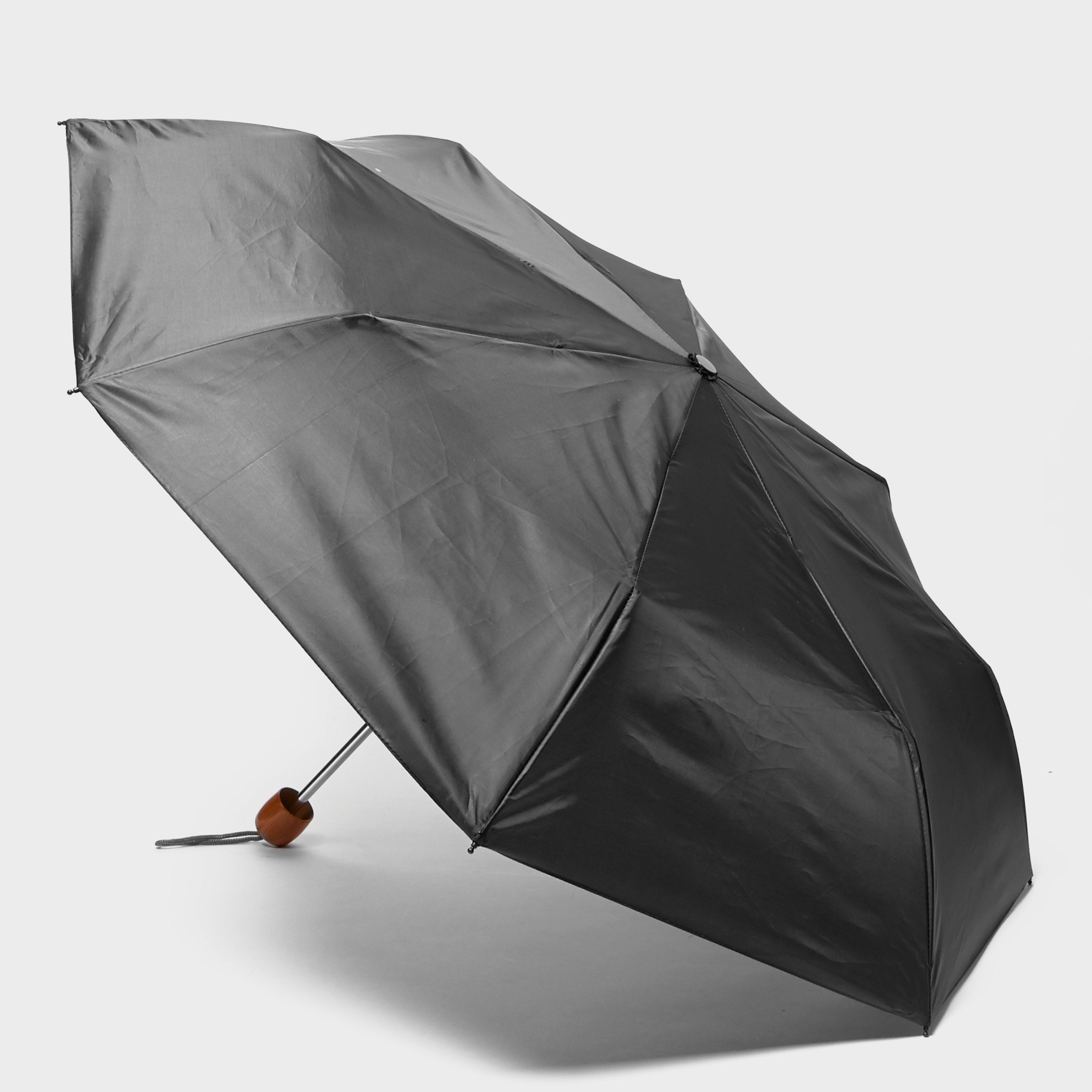 Image of Peter Storm Mini Compact Umbrella - Black/Blk, Black/BLK