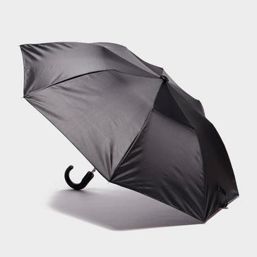Black Peter Storm Men's Pop-Up Crook Umbrella