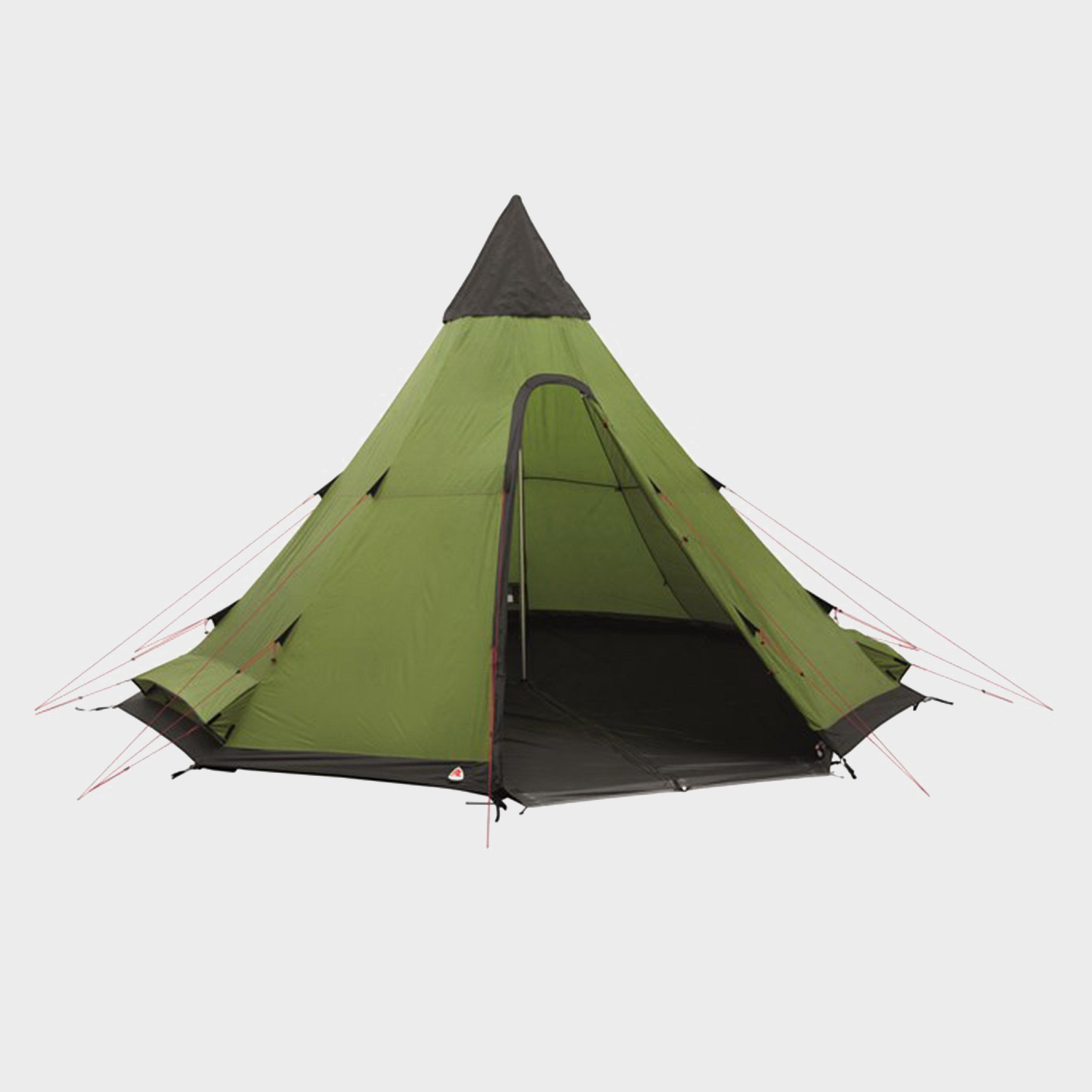 Green ROBENS Field Station Tipi & Equipment | Mountain Tents | Ultimate Outdoors