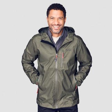 Khaki Peter Storm Men's Tornado Waterproof Jacket