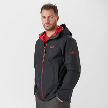 456f6152e1 Black JACK WOLFSKIN Men's Colourburst Jacket ...