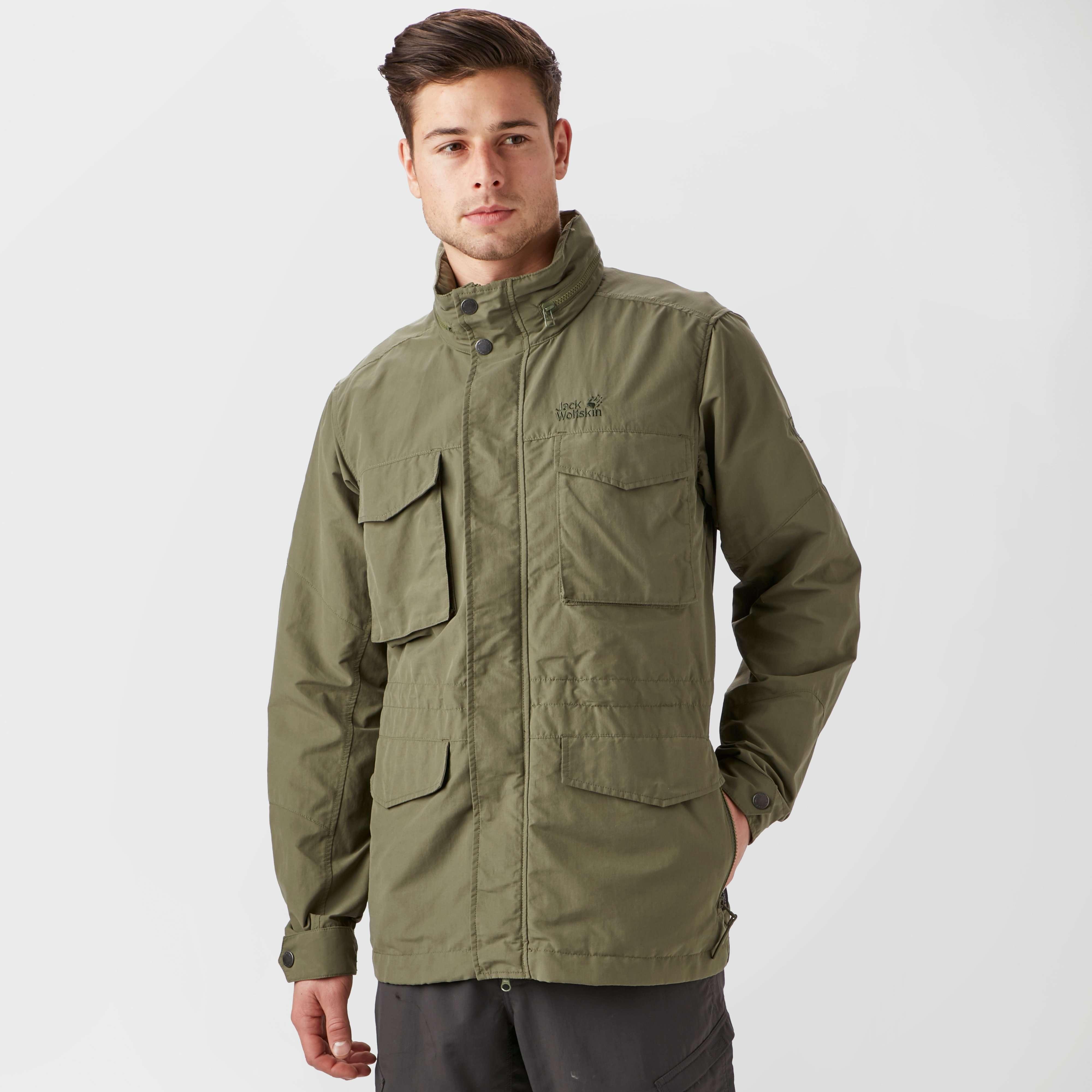JACK WOLFSKIN Men's Freemont Jacket