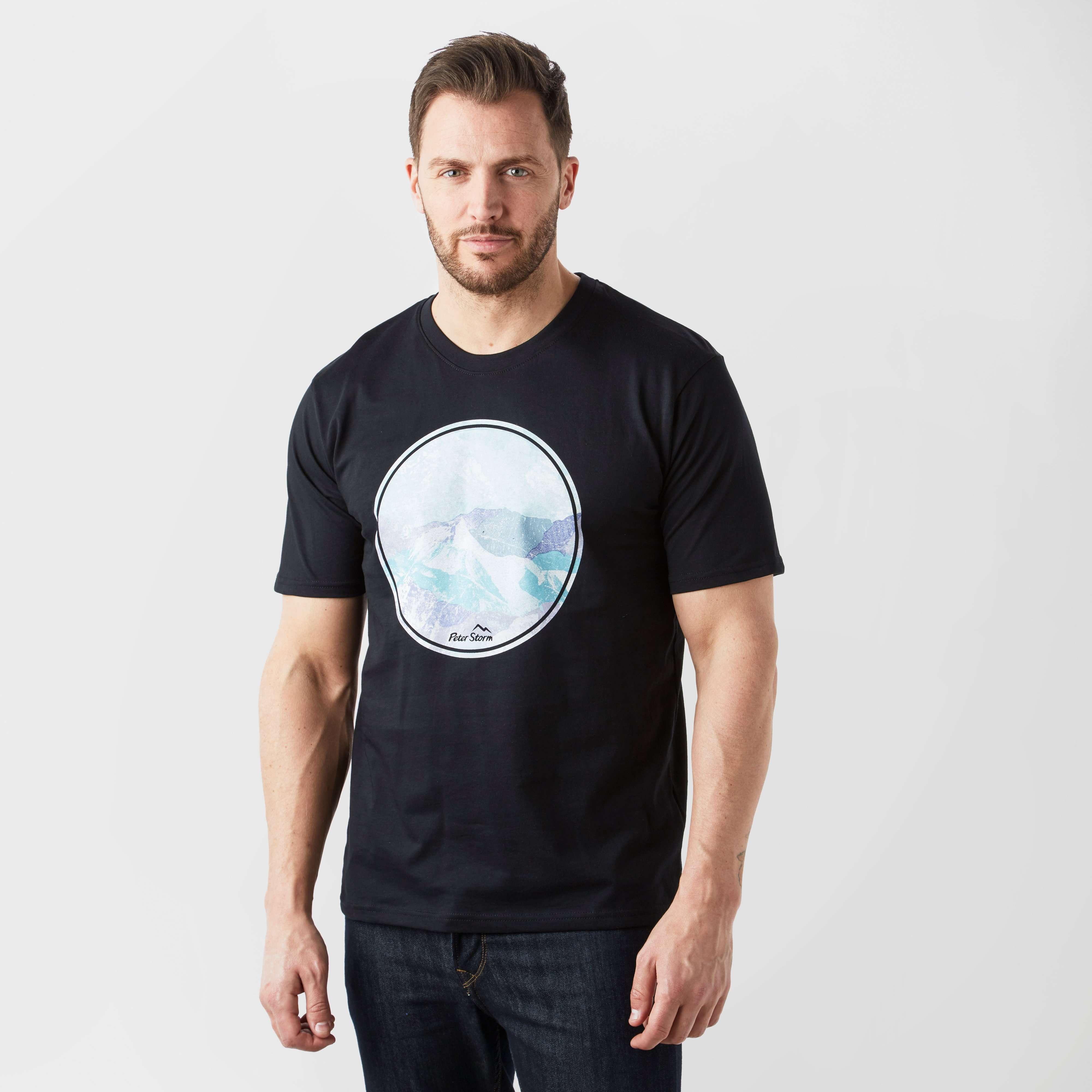 PETER STORM Men's Mountain T-Shirt