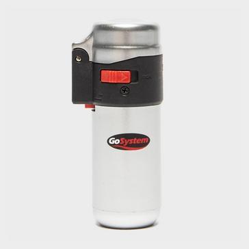 Silver Go System Mach 1 Lighter