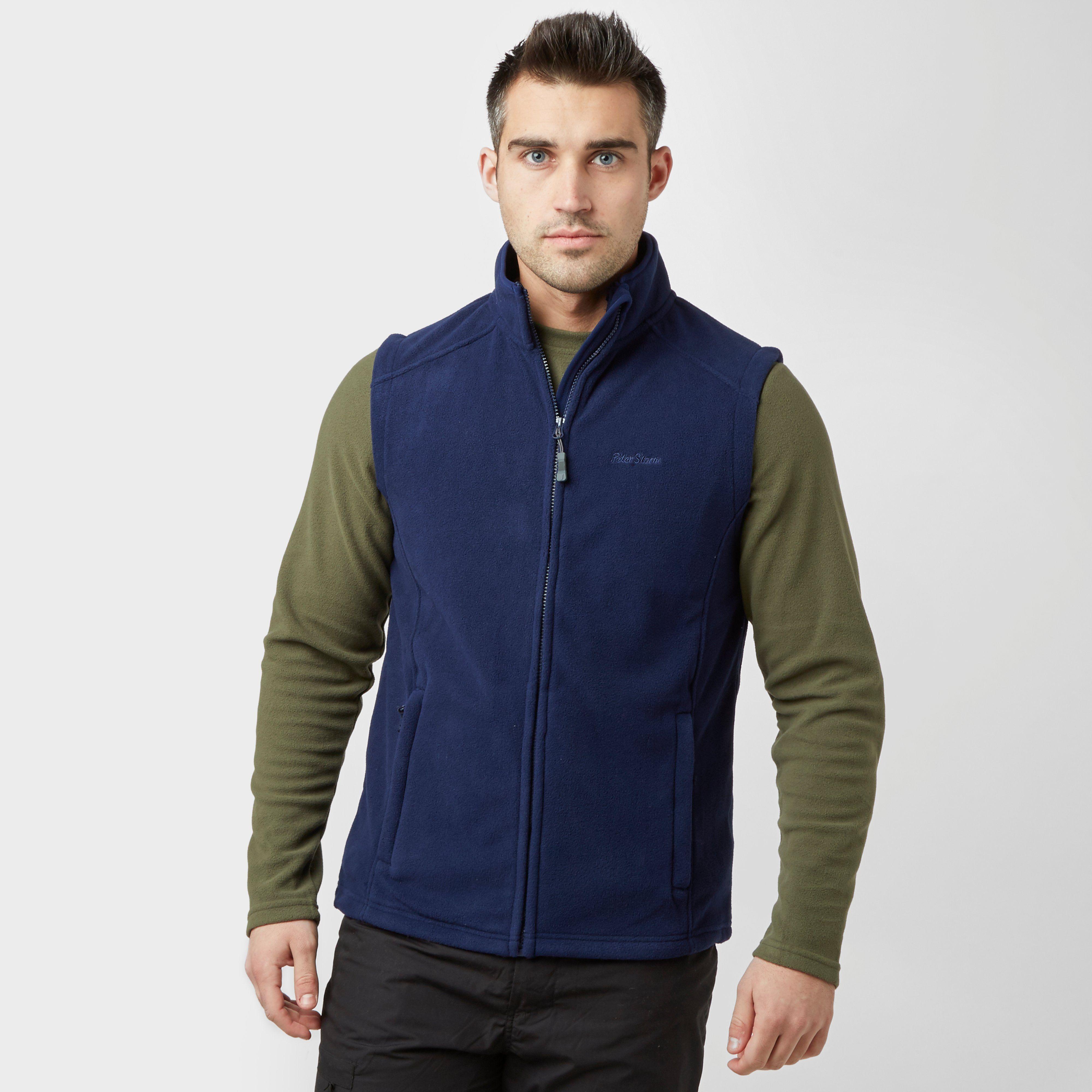 PETER STORM Men's Carrick Fleece Gilet