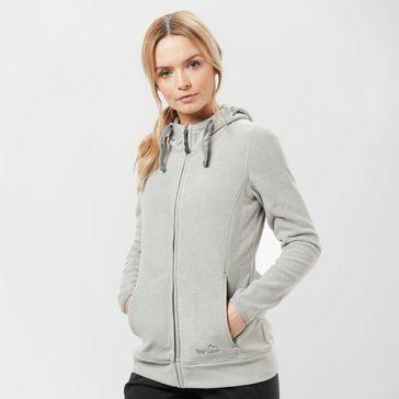 2ba916d93b6 Grey PETER STORM Women s Full Zip Striped Micro Fleece Jacket ...