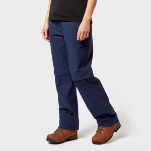 BRASHER Women's Zip-Off Stretch Trousers