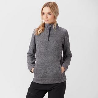 Women's Pull-Over Textured Fleece