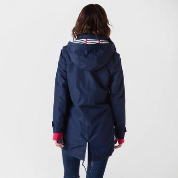 Navy Peter Storm Women's Oakwood Waterproof Jacket