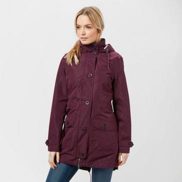 Plum Peter Storm Women's Oakwood Waterproof Jacket