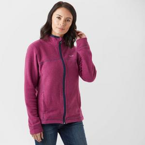 WEIRD FISH Women's Monroe Full-Zip Microfleece