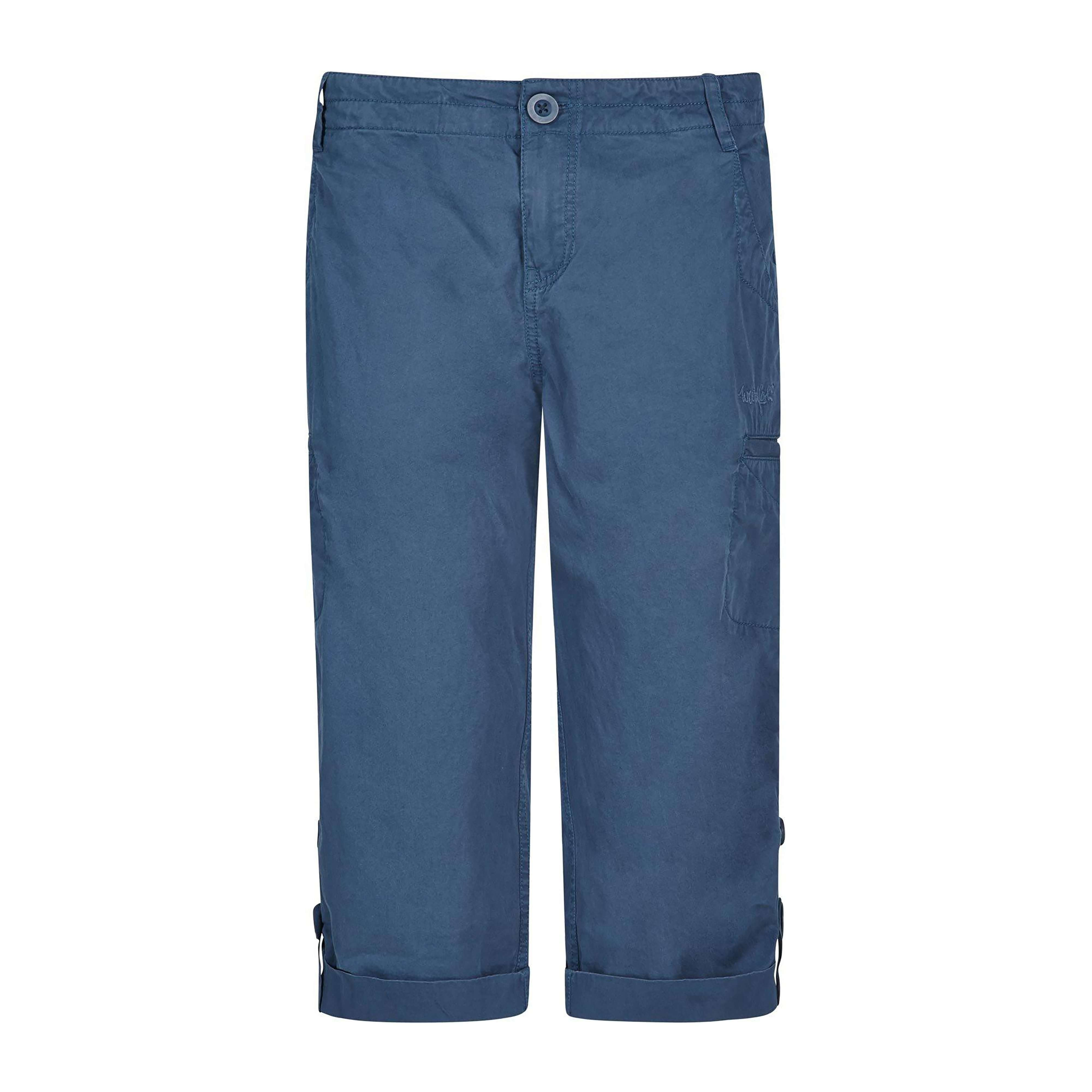 WEIRD FISH Women's Savannah ¾ length Utility Trousers
