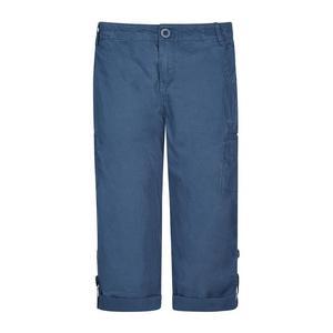 WEIRD FISH Women's Savannah ¾ length Utility Trousers