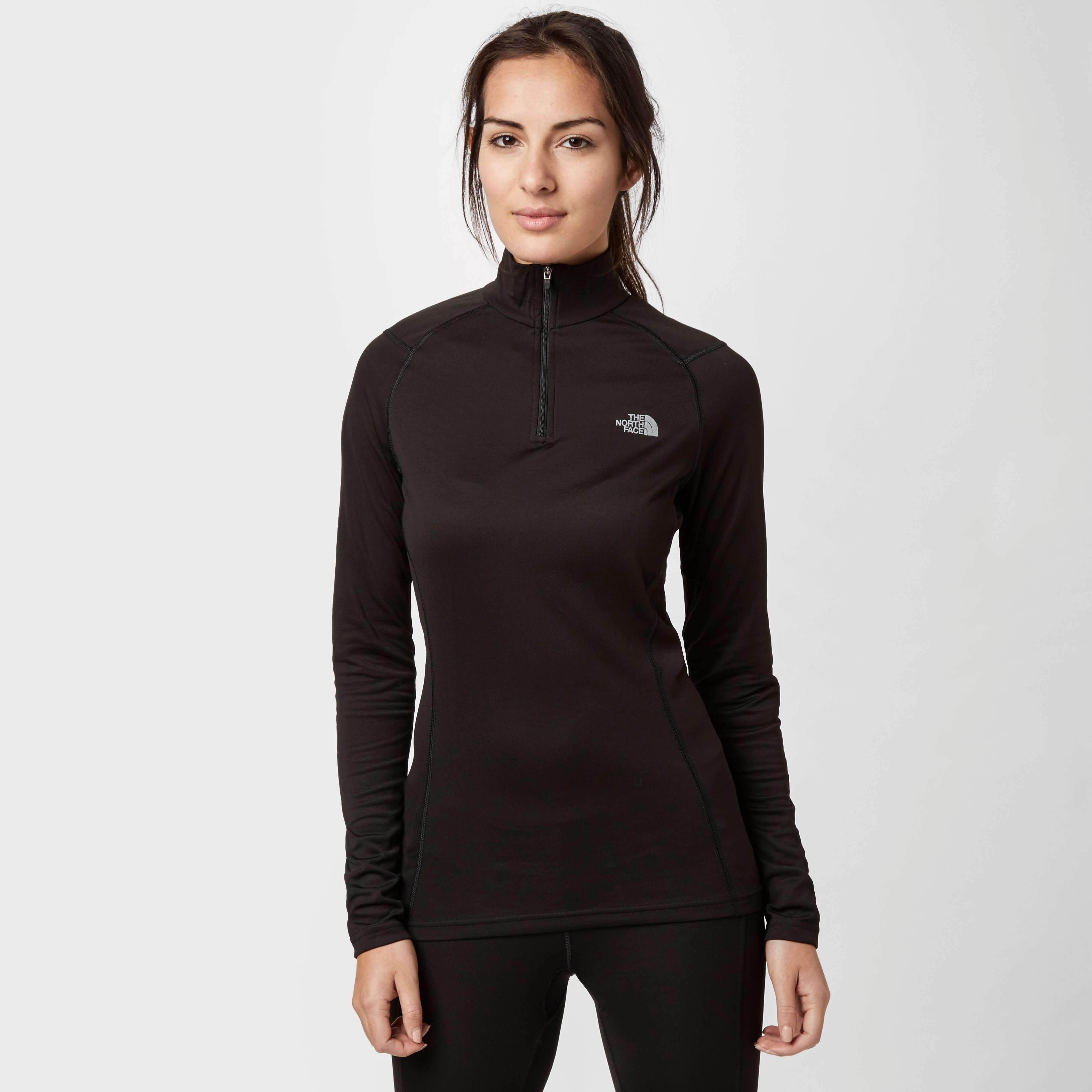 THE NORTH FACE Women's Warm Long Sleeve Zipped Neck Baselayer
