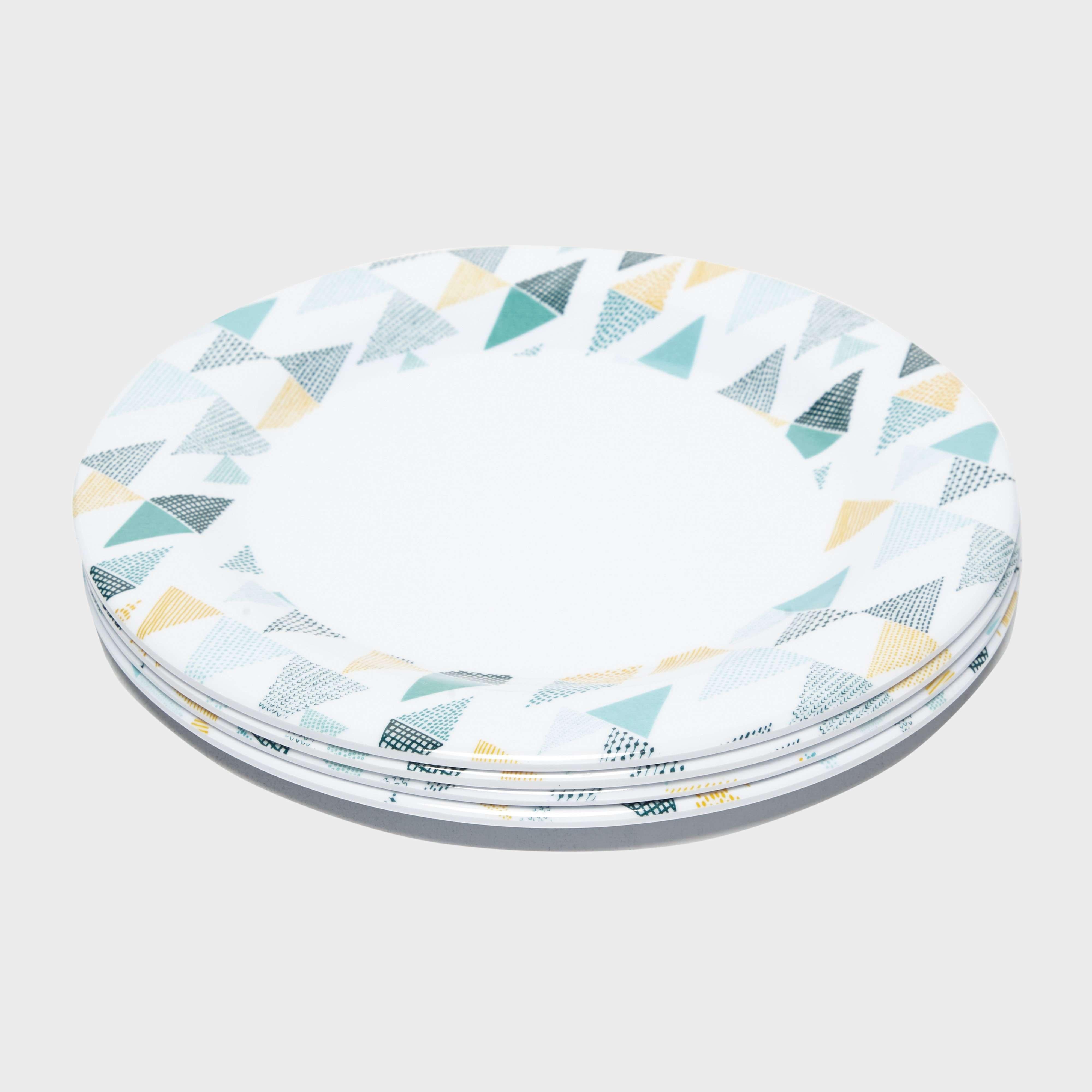 EUROHIKE Plates (4 Pack)