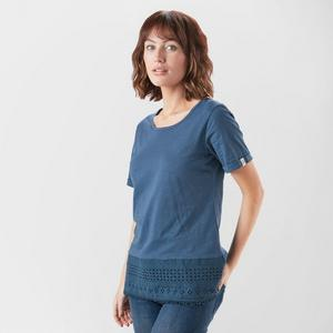 ONE EARTH Women's Embroidered Tee