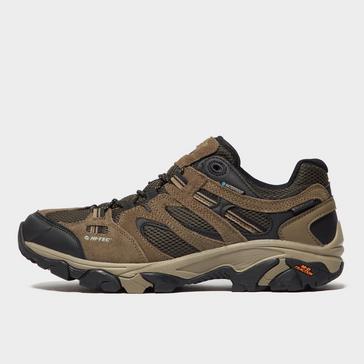Taupe Hi Tec Men's Ravus Vent Waterproof Walking Shoe