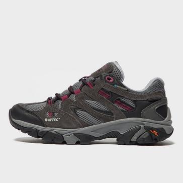 Brown Hi Tec Women's Ravus Vent Waterproof Low Shoe
