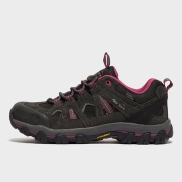 Grey|Grey Peter Storm Women's Arnside Walking Shoe