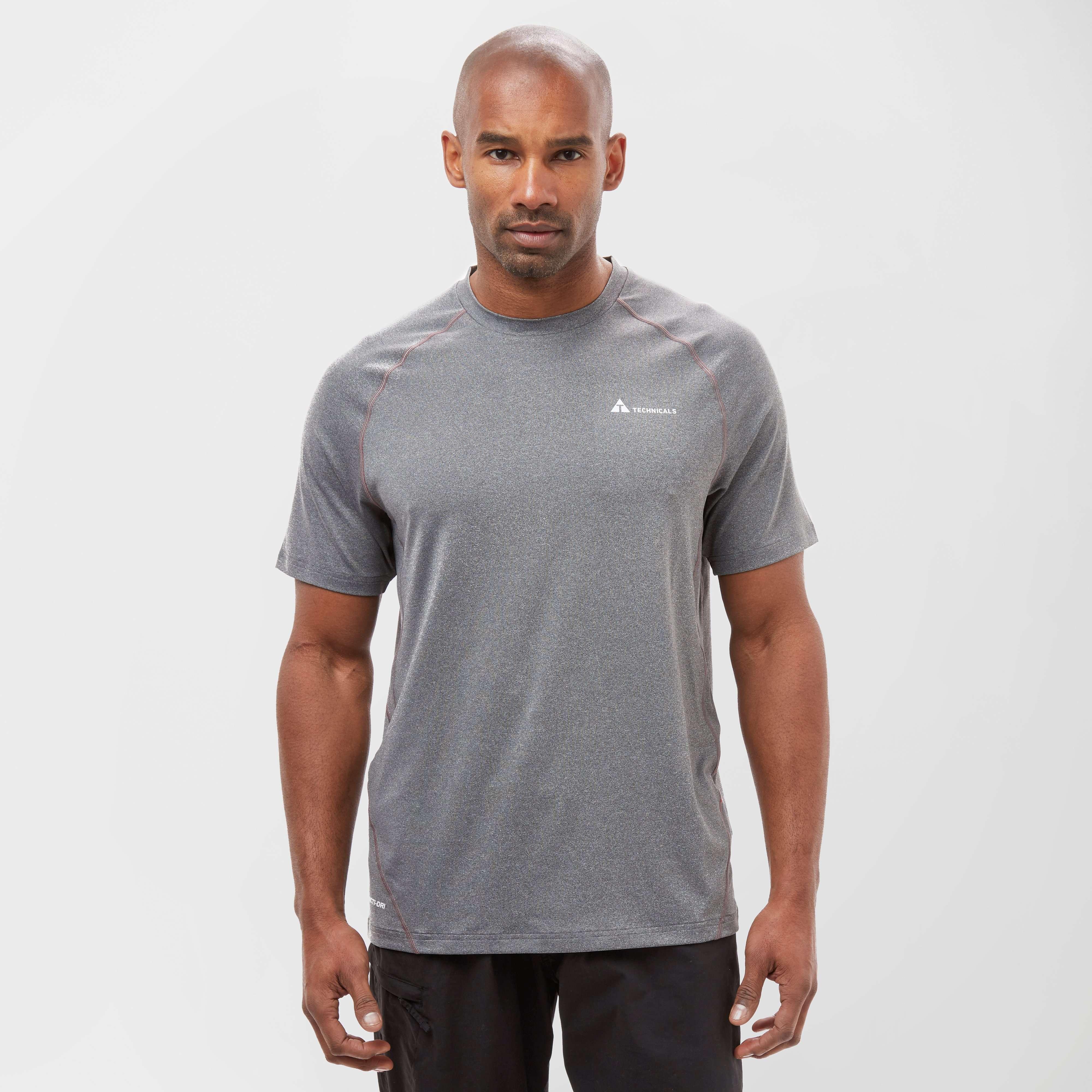 TECHNICALS Men's Response Tech T-Shirt